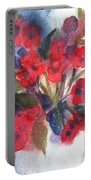 Faded Memories Portable Battery Charger by Sherry Harradence