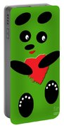 Fading Like A Flower. Panda In Love. 03 Portable Battery Charger