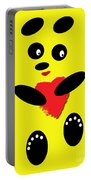 Fading Like A Flower. Panda In Love. 06 Portable Battery Charger