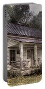 Fading Memories Portable Battery Charger by Debra and Dave Vanderlaan