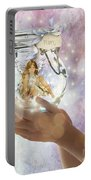 Fairy Portable Battery Charger by Juli Scalzi