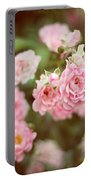 Fairy Roses Portable Battery Charger