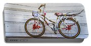 Fairy Tale Bike Flying Machine Portable Battery Charger