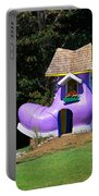 Fairy Tale Shoe House Portable Battery Charger