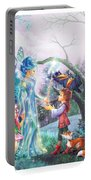 Fairy Wand Portable Battery Charger