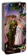 Fairy Wedding Portable Battery Charger