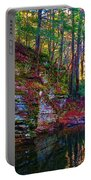 Fairyland Forest Portable Battery Charger