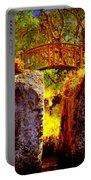 Fairytale Bridge Portable Battery Charger