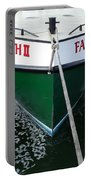 Faith II Fishing Boat Portable Battery Charger