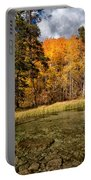 Fall Along Bishop Creek Portable Battery Charger