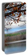 Fall Approaching Portable Battery Charger