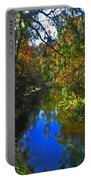 Fall At Kelly Park Portable Battery Charger
