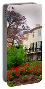 Fall At Lemon Hill Portable Battery Charger