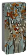 Fall Branches With Deer Portable Battery Charger