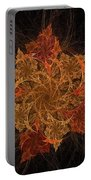 Fall Burst Portable Battery Charger