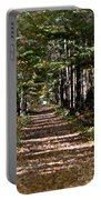 Fall Cedars Portable Battery Charger
