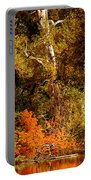 Fall Color Creekside Portable Battery Charger