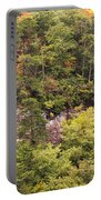 Fall Color In Little River Canyon Portable Battery Charger