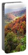 Fall Colors Along The Blueridge Portable Battery Charger