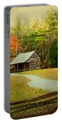Fall Color's Portable Battery Charger