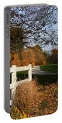 Fall Comes To The Hollow Portable Battery Charger