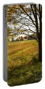 Fall Day In The Ozarks Portable Battery Charger