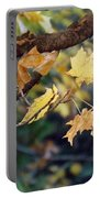 Fall Foilage Portable Battery Charger