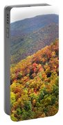 Fall Folage 2 Along The Blueridge Portable Battery Charger
