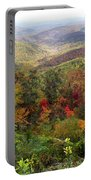 Fall Folage 3 Along The Blueridge Portable Battery Charger