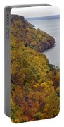 Fall Foliage On The New Jersey Palisades II Portable Battery Charger