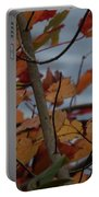 Fall Folliage Portable Battery Charger