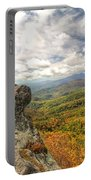 Fall From The Blowing Rock Portable Battery Charger