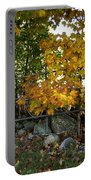 Fall Gate Portable Battery Charger