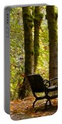 Fall Has Arrived Portable Battery Charger