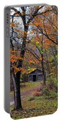 Fall Homestead Portable Battery Charger