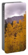 Fall In Maroon Bells Portable Battery Charger
