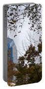 Fall In Philly Portable Battery Charger