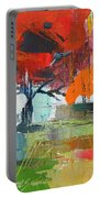 Fall In Sharonwood Park 2 Portable Battery Charger