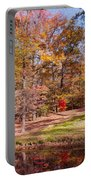 Fall In The Ozarks Portable Battery Charger