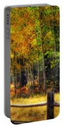 Fall Is In The Air  Portable Battery Charger