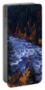 Lower Mesa Falls Portable Battery Charger