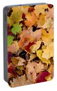 Fall Maples Portable Battery Charger