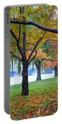 fall on the Potomac River Portable Battery Charger