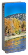 Fall On The Snake River Portable Battery Charger
