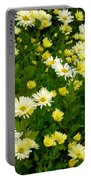 Fall Perennials Portable Battery Charger