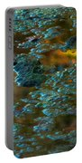 Fall Reflection Portable Battery Charger