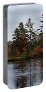 Fall River Colors Portable Battery Charger