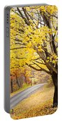 Fall Road Portable Battery Charger