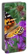 Fall Royalty Portable Battery Charger