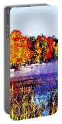 Fall Splendor Of Mid-michigan Portable Battery Charger